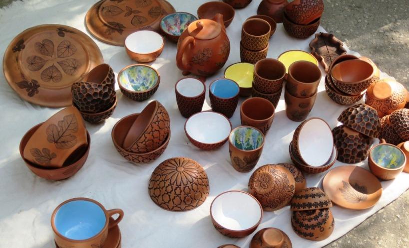 оригинальные идеи для керамики
