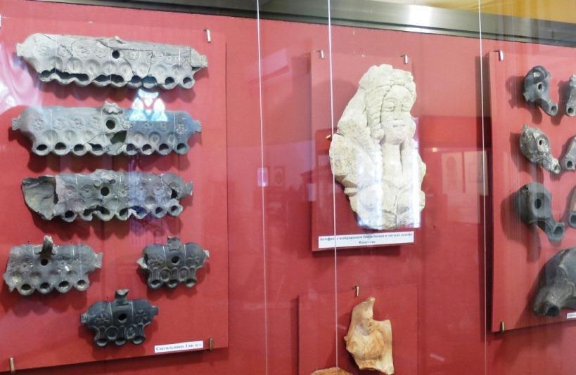 Оригинальная идея для керамики - масляные светильники.