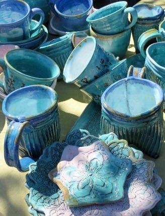 Как найти новые идеи для керамики?