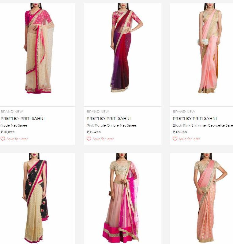 Сари - одежда индийских женщин.