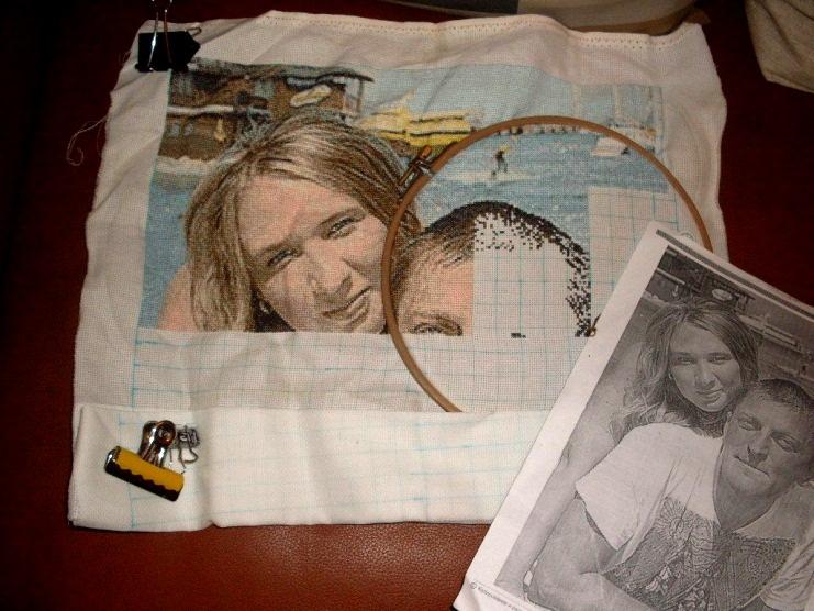 Онлайн программа для схем вышивки крестиком по фото.