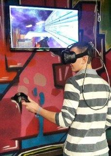 Сколько стоит открыть клуб виртуальной реальности.