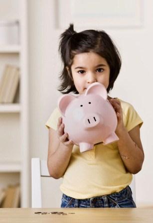 Сколько карманных денег должно быть у ребенка.