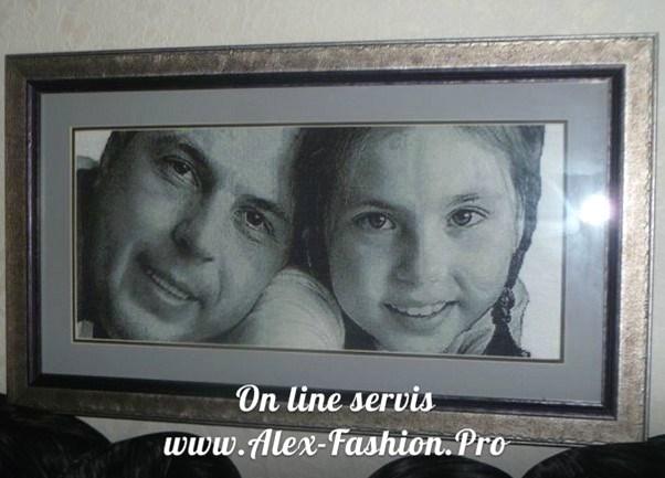 Семейные портреты продаются хорошо.